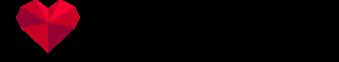 i love marketing logo