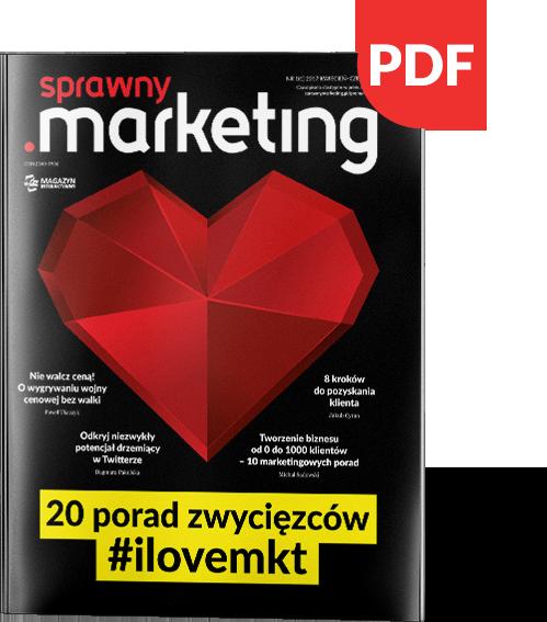 magazyn sprawny.marketing numer 1