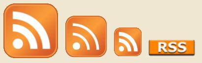 klasyczna ikonka kanału RSS