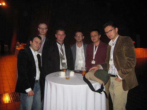 Zdjęcie grupowe Google Day 2008