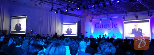 Vinton Gray Cref - Google Day 2008 Poland