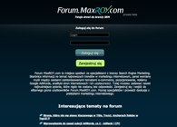 forum maxroy com screen