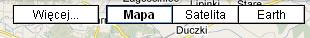 widok Earth w Google Maps