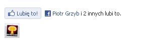 wtyczka like Facebook
