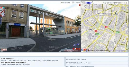 norc.pl - Street View