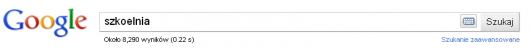 nagłówek Google - nowy