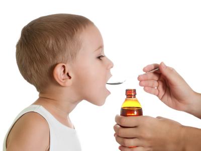 Medicine syrup