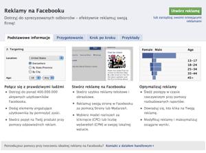 jak reklamować się nafacebooku