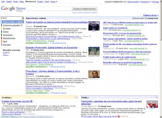 stare google news