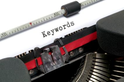 Typewriter Keywords