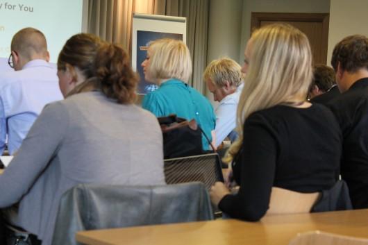 Publiczność podczas SMX Stockholm 2010