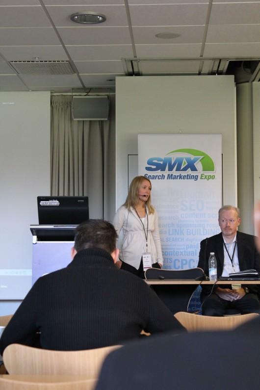 O pozycjonowaniu podczas SMX Stockholm 2010