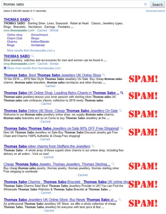 wyniki dla zapytania Thomas Sabo