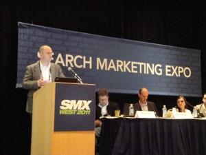 SMX West panel dyskusyjny