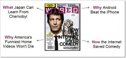 okładka magazynu Wired