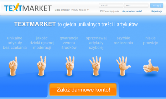 textmarket glowna strona
