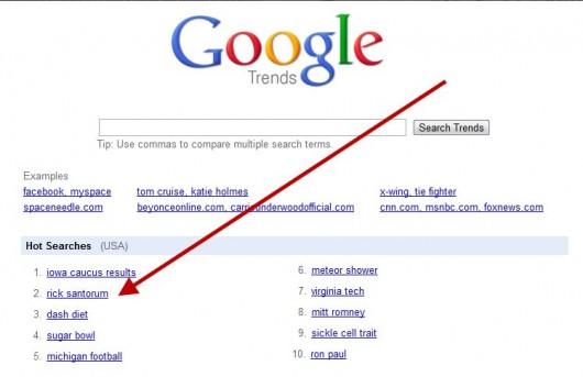1 googletrends