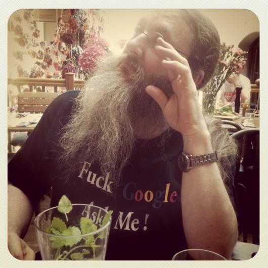 Koszulka Ralpha Tegtmeiera zrobiła furorę