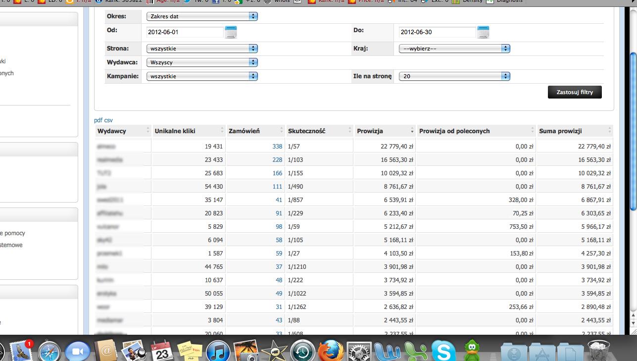 Ile i jak mozna zarobic w internecie na programach partnerskich i afiliacyjnych