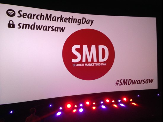 SMD search marketing day conference 2014 warsaw multikino smdwarsaw