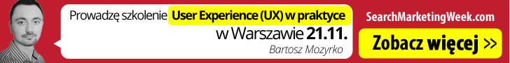 Mozyrko szkolenie User Experience (UX) w praktyce – jak zwiększyć szanse na sukces Twojego biznesu?