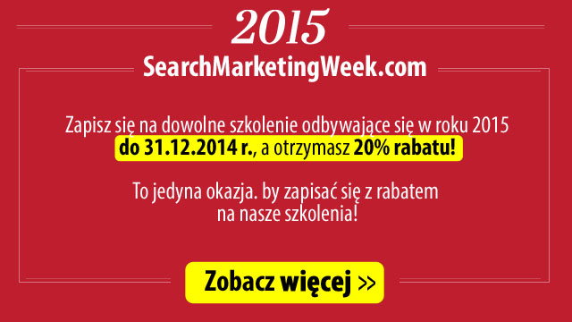 Search Marketing Week 2015 Rabat