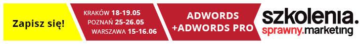 Szkolenie Google AdWords + AdWords PRO