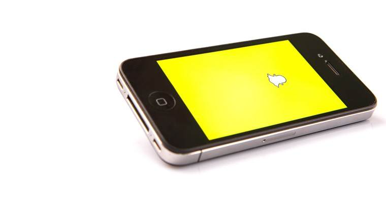 snapchat aplikacja