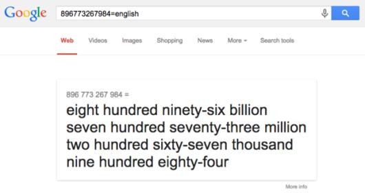 11 google transkrypcja liczb