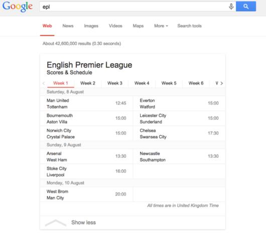 13 wyniki meczu google