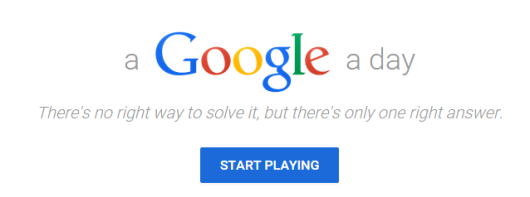 a googleaday