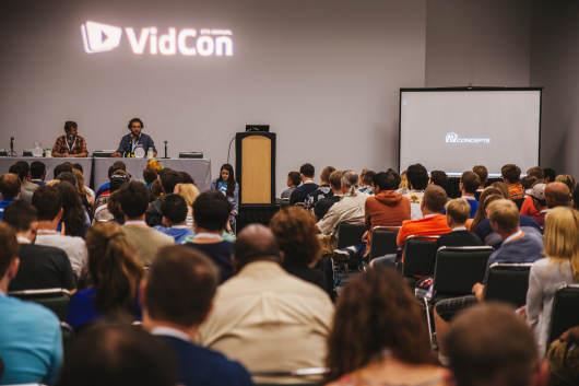 VidCon panel dyskusyjny