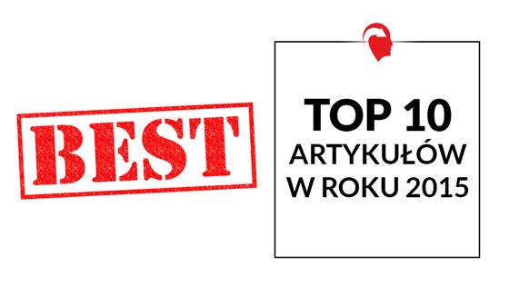 Najpopularniejsze artykuły marketingowe 2015