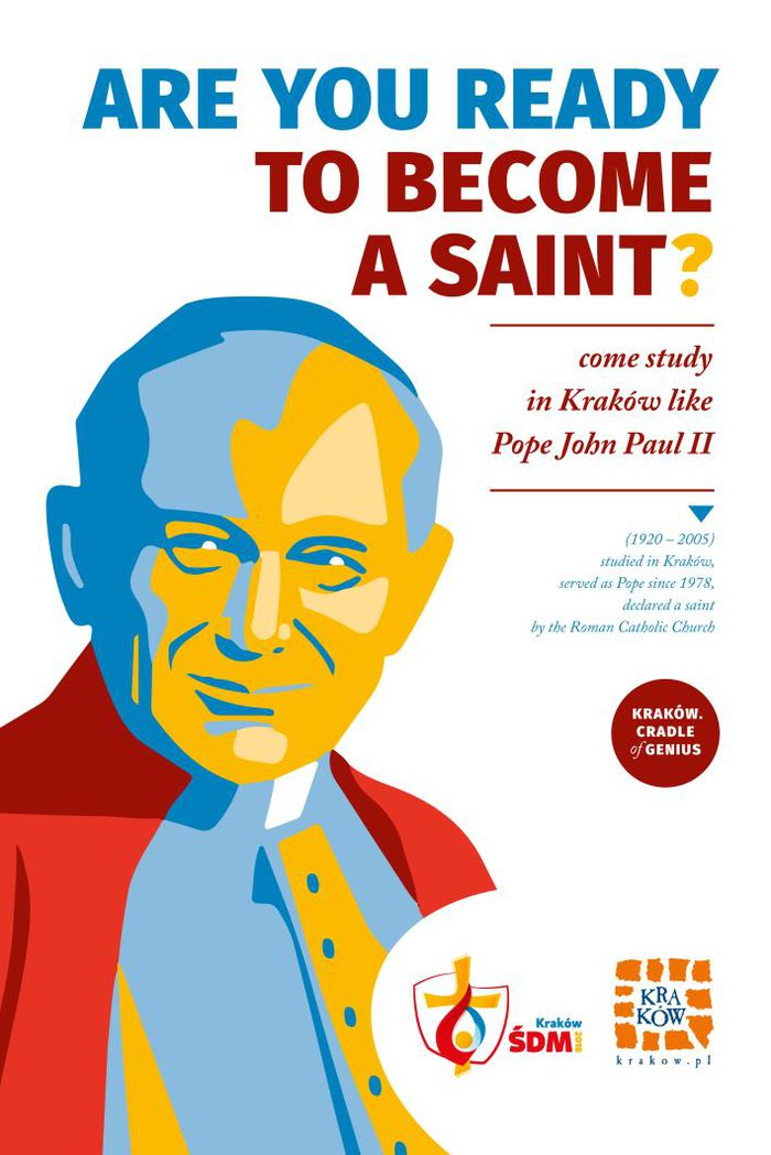 Are you ready to become a Saint