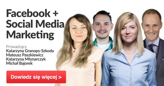 Social-Media-Marketing Szkolenie