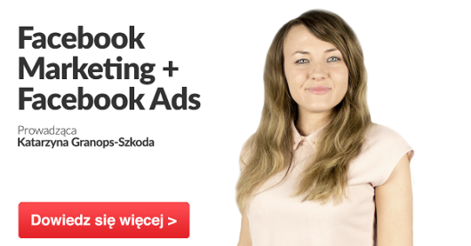 Szkolenie Facebook Marketing