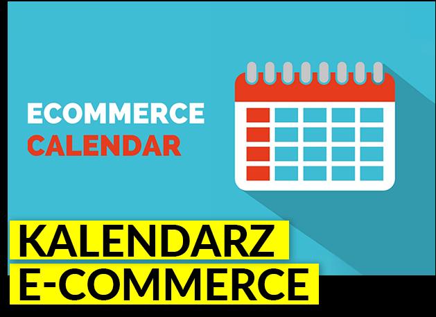 kalendarz e-commerce