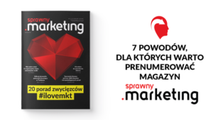 prenumerata magazynu sprawny.marketing