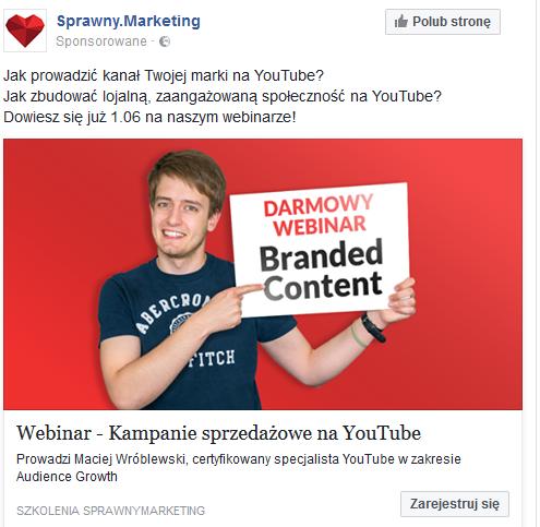 reklama lead ads