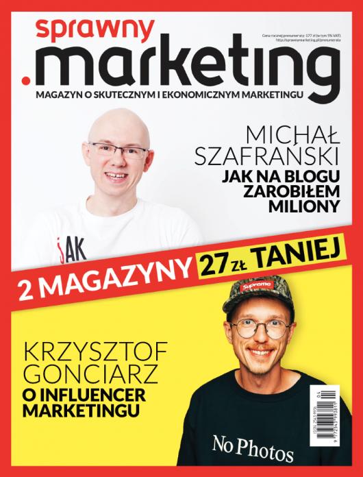 Magazyn sprawny.marketing pakiet