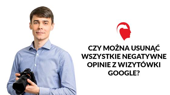 Jak usunąć opinię z Google