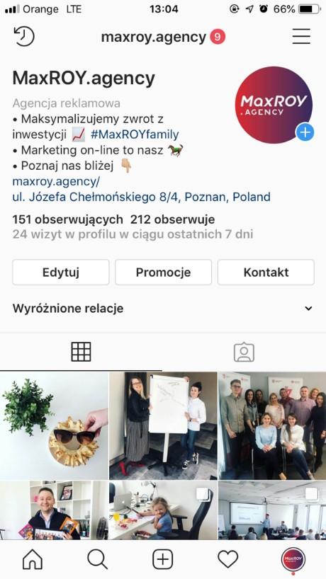 nowości z Instagrama