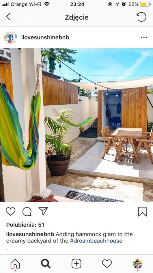 przykład dobrego zdjęcia na instagram