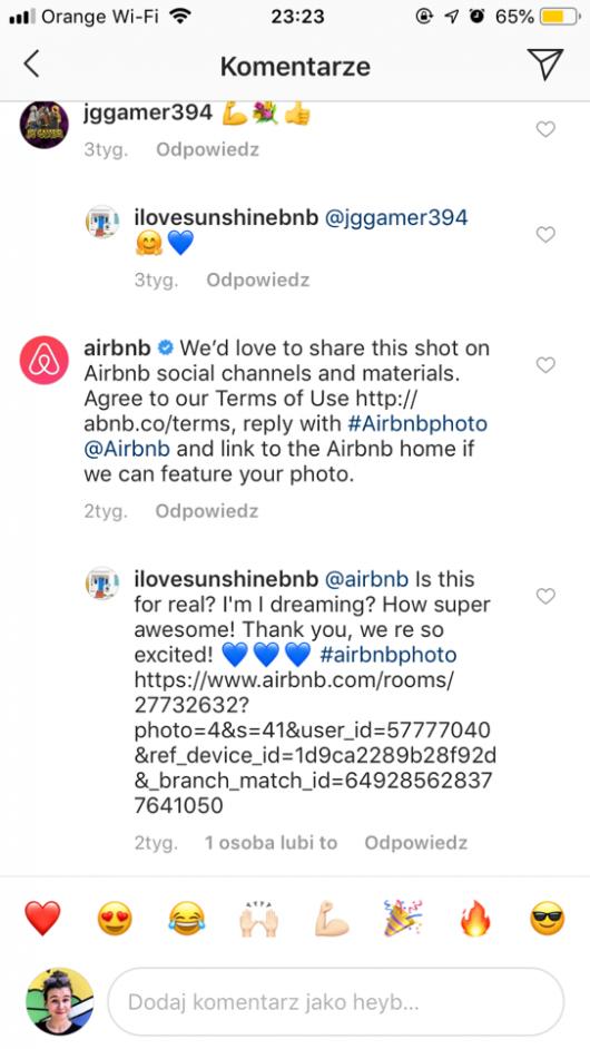 jak repostować na instagramie