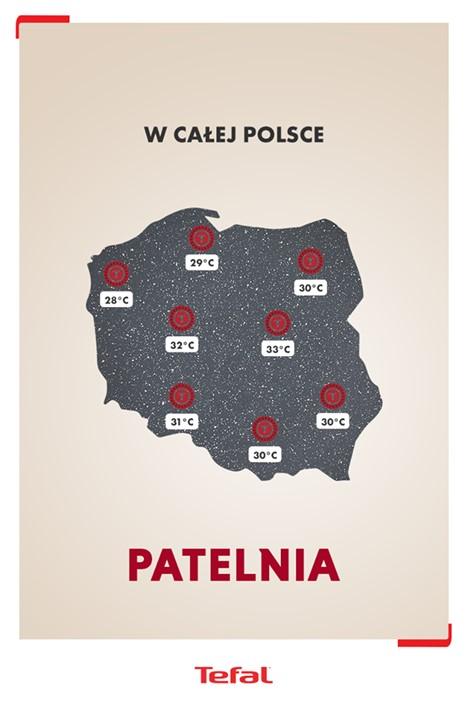 w całej Polsce patelnia