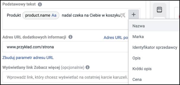 reklama dynamiczna na Facebooku