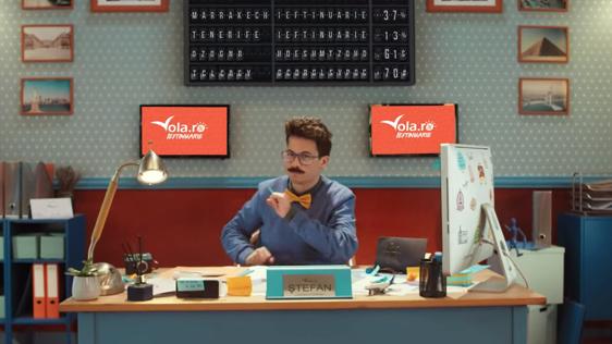 kampania biura podróży vola.ro