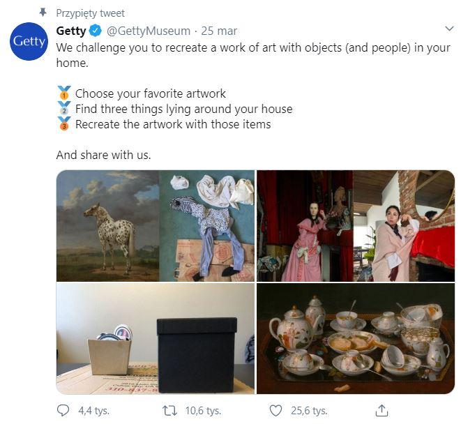 getty museum twitter
