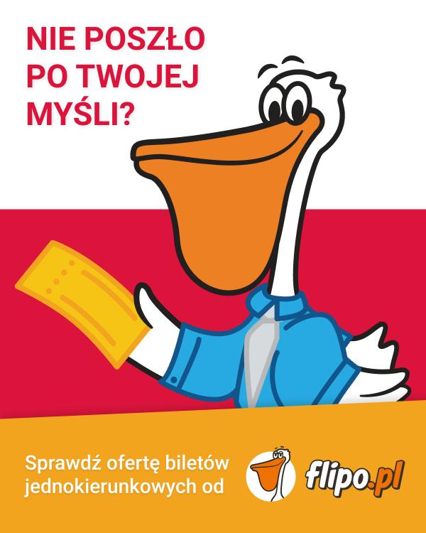 flipo.pl bilety jednokierunkowe
