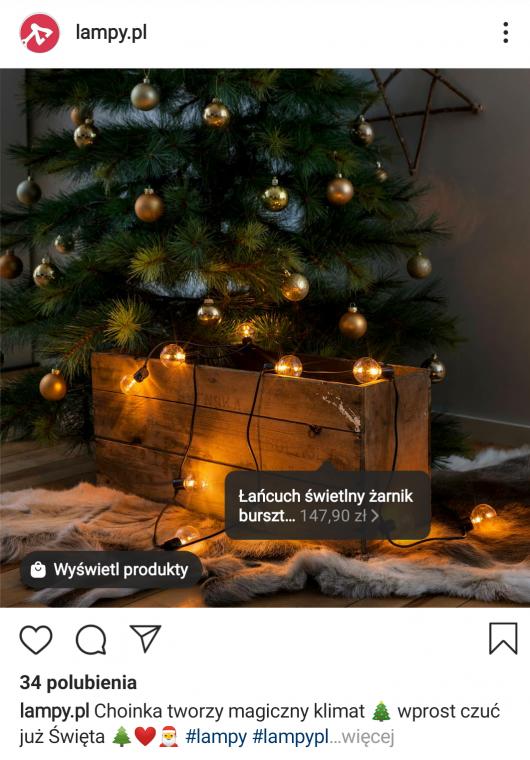 oznaczenia na instagramie